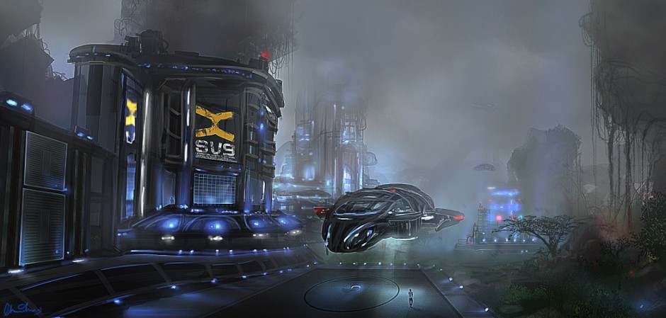 Scifi_the Base